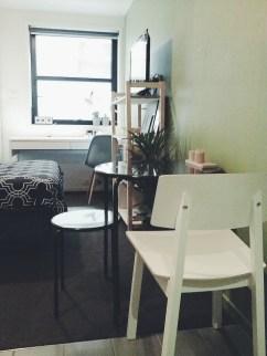 Dining table view Unit 911 268 Flinders Street Home@Flinders Melbourne Studio by Ideas Dispenser