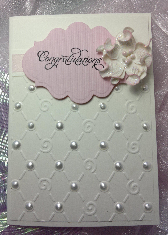 Wedding Card  Ideas for Cardmaking