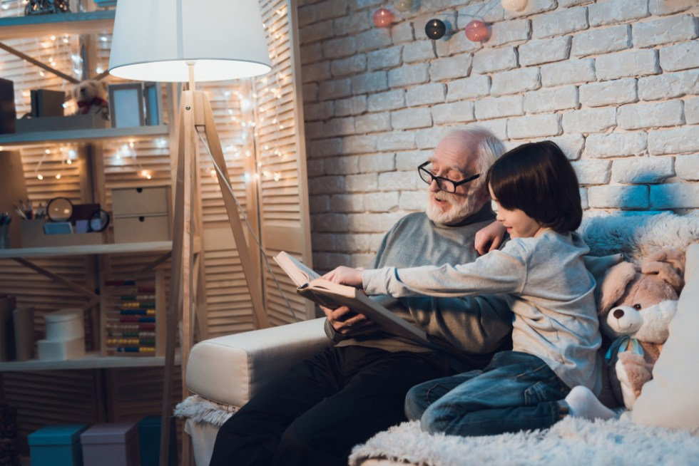 50+ Alternative Nicknames That Are Perfect For Grandpa