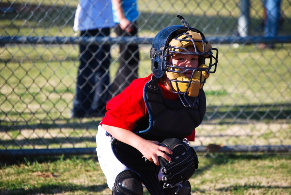 Baseball And Softball Team Names That Hit It Out Of The Park, young catcher