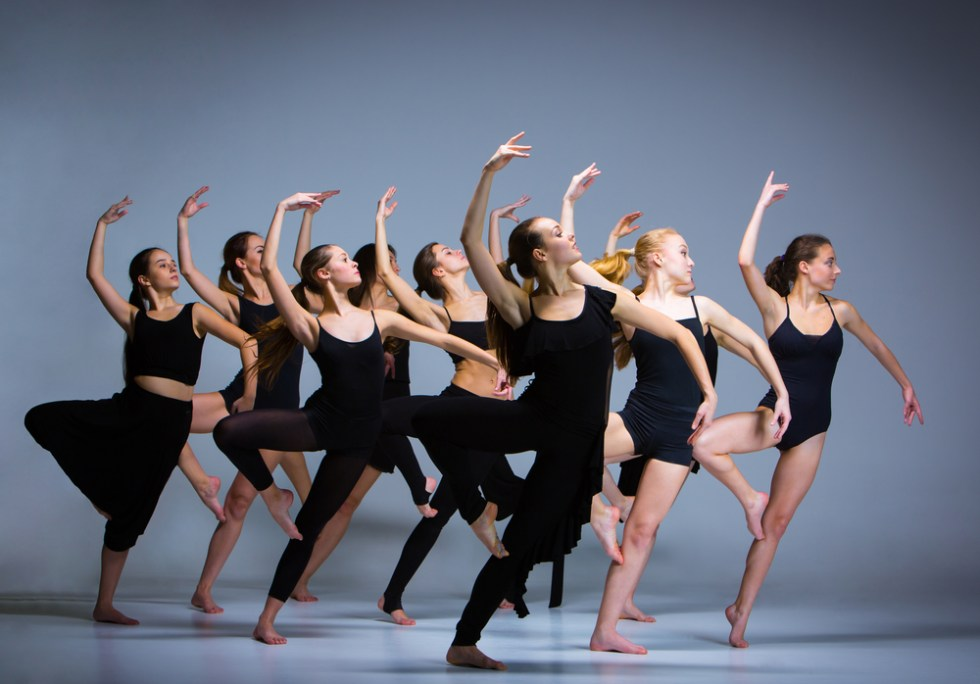 175+ Best Dance Team Names That Are Perfect For Your Group, modern ballet