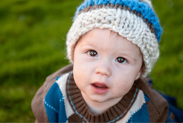 German baby boy names