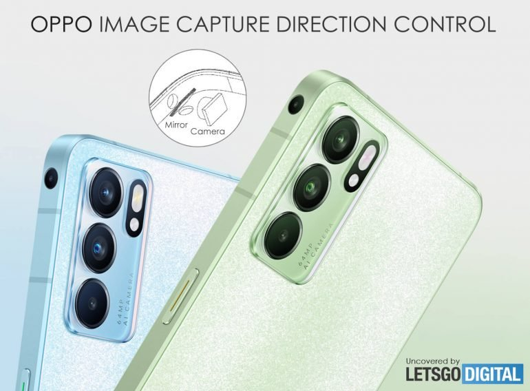 1632039585 297 OPPO Develops Smartphone with Side Mounted Camera