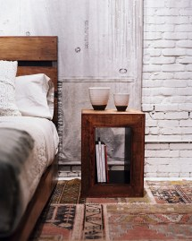 Bedroom End Table Ideas
