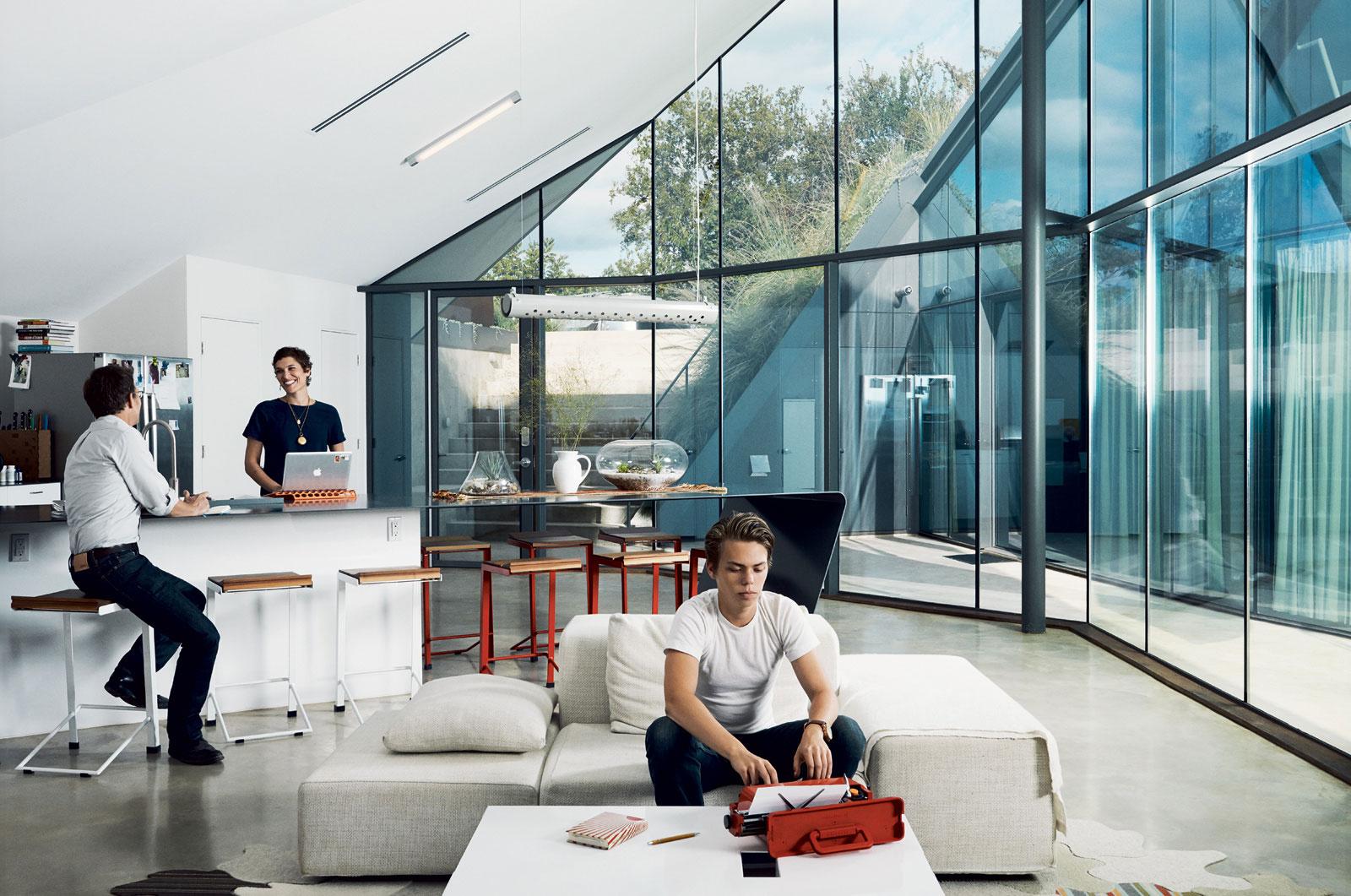 amazing kitchen gadgets renovation on a budget edgeland house / bercy chen studio | ideasgn