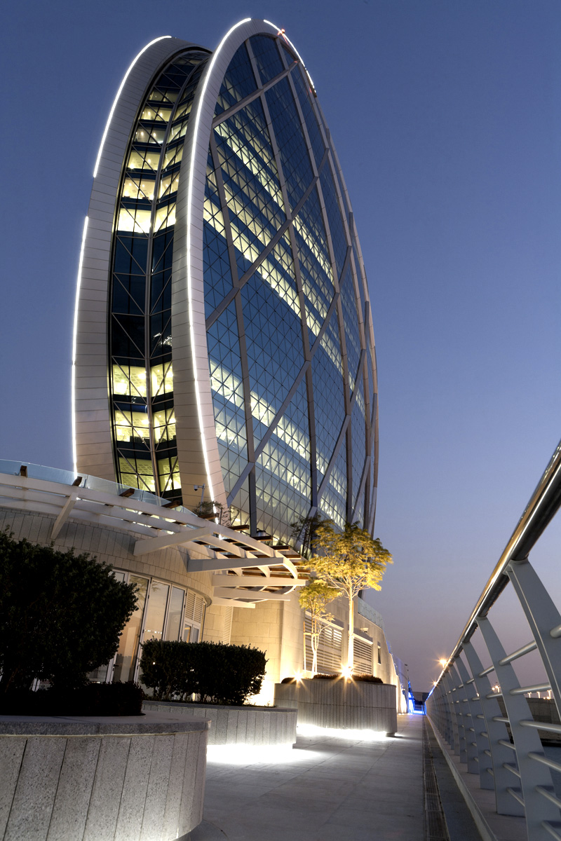 Al Dar Headquarters  MZ Architects  ideasgn