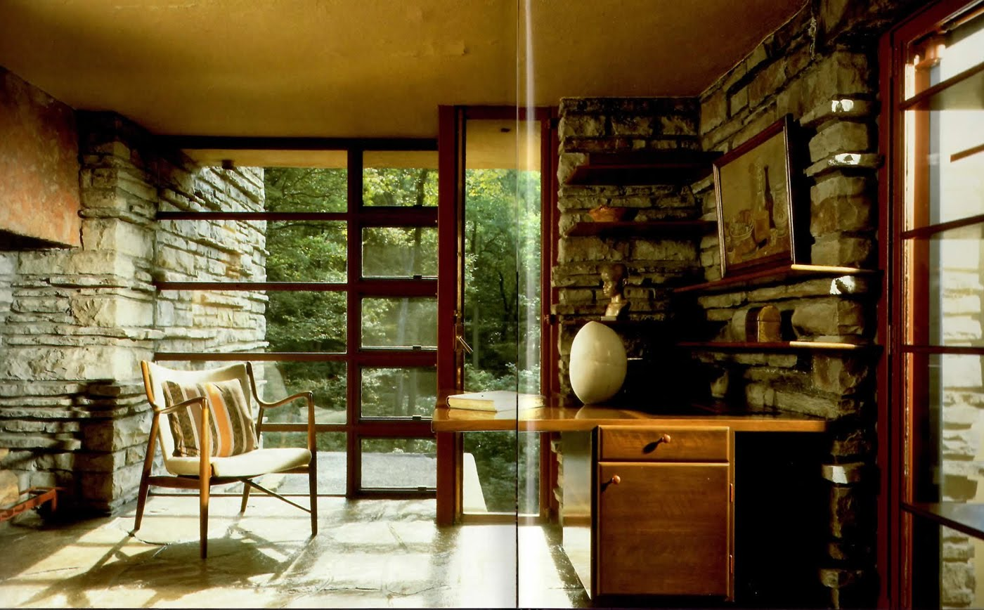 Fallingwater by Frank Lloyd Wright 017  ideasgn