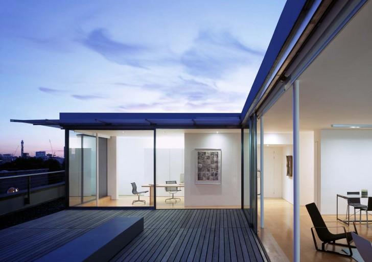 London Penthouse Stanton Williams Ideasgn