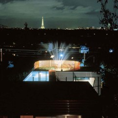 Kitchen Lighting Idea Expandable Table Villa Dall Ava In Paris Idea+sgn By Rem Koolhaas Oma 11 ...