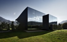 Mirror Houses Peter Pichler Architecture Ideasgn