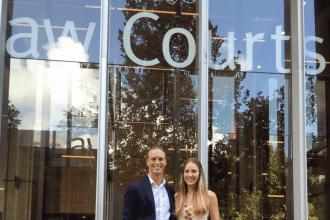 Annie Gunn & Matt Malcolm founders of AppealMe
