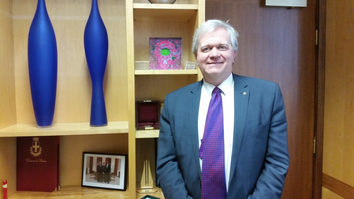 Prof. Brian Schmidt - Vice Chancellor of the Australian National University