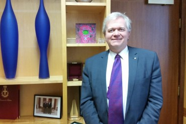 Prof. Brian Schmidt – Vice Chancellor of the Australian National University