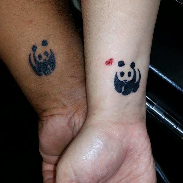 Tatuajes De Corazones Pequenos Para Parejas