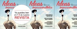 revista ideas imprescindibles revista numero 3