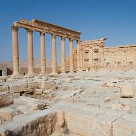 Palmira ruinas historia