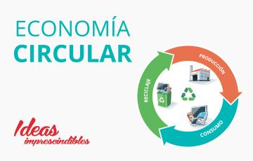 en qué consiste la economía circular y el emprendimiento verde
