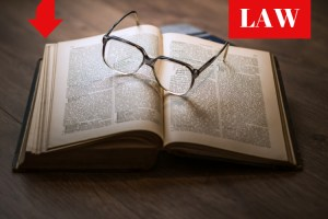 How to interpret law cover