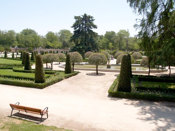 World Greatest Urban Parks Buen Retiro Park Madrid