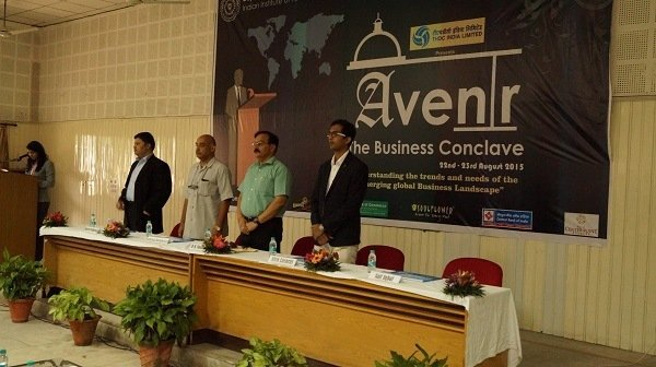 Mr.Rajesh Pednekar, Dr.Santosh Rangnekar,Prof D.K Nauriyal, Mr. Alvis Lazarus