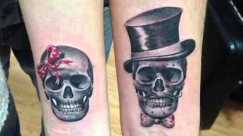 43 Ideas Nuevas De Tatuajes De Amor Para Parejas Enamoradas