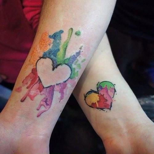 Diseños E Ideas De Tatuajes De Corazón Para Mujeres