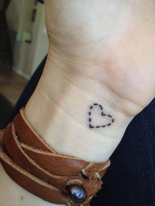 Imágenes De Tatuajes De Corazón Diseños E Ideas