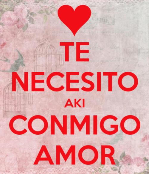 Y Mi Extrano Amo Te Te Amor