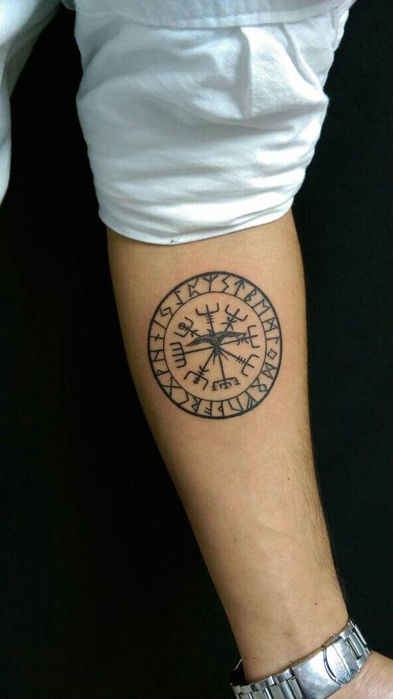 Tatuajes Para Hombres 2019 Ideas Frases Imágenes Significados