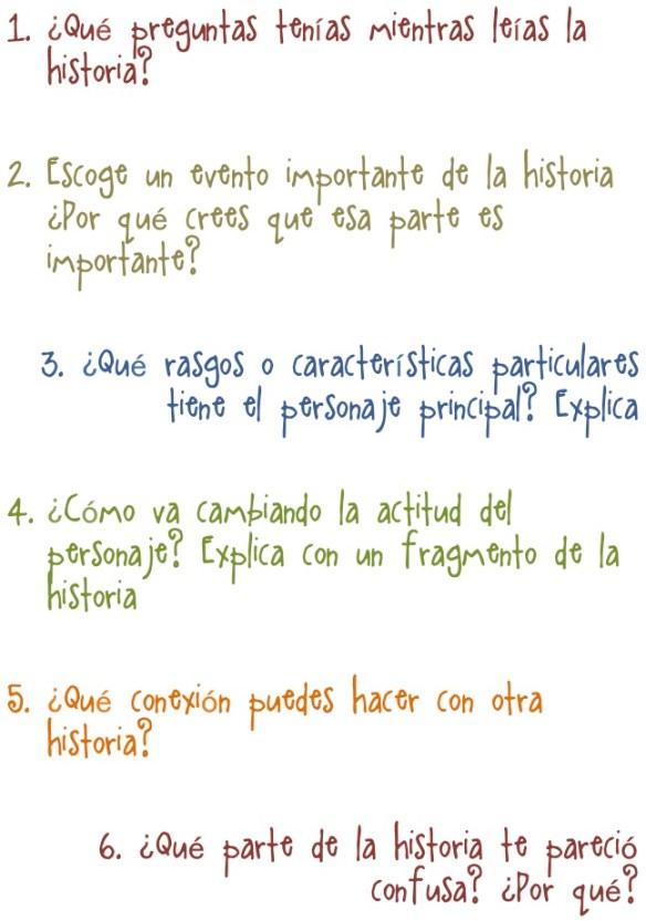 6 preguntas b sicas para aplicar a todo texto de ficci n - Proyectar en la pared ...