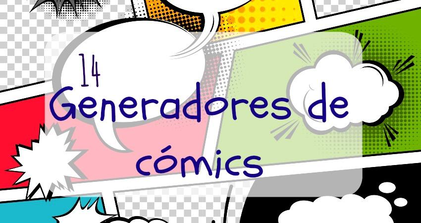 14 Generadores De Cómics Y Dibujos Animados Ideas Para La