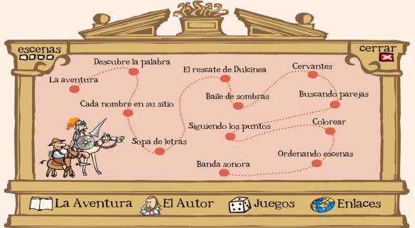 don quijote activiaddes