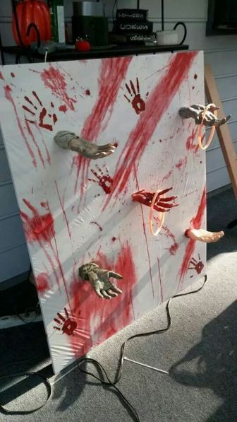 Decoración Halloween juegos