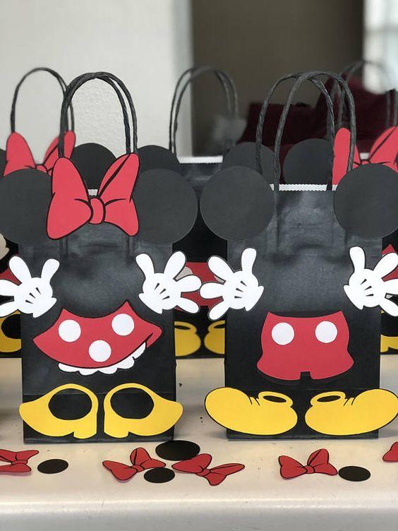 Shower Baby De Hacer Mouse Como Invitaciones Minnie Para