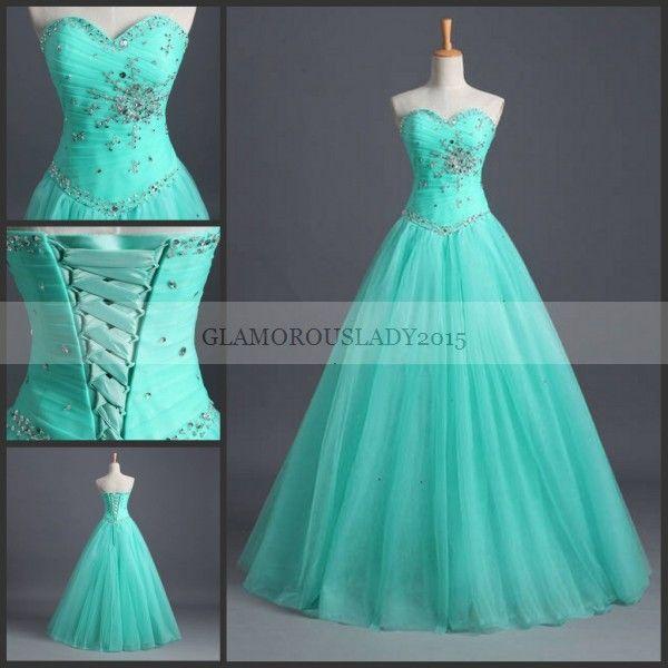 Vestidos de xv aos estilo princesa 5  Ideas para