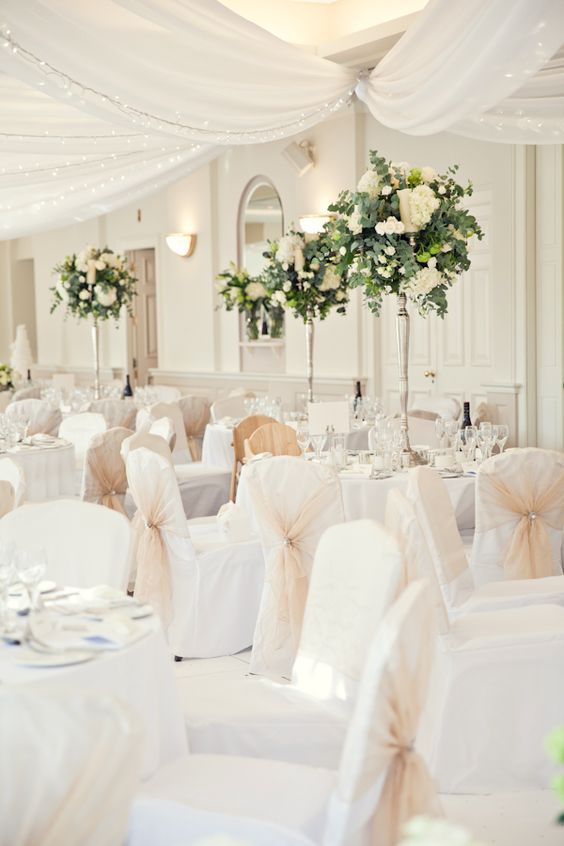 Room Chair Covers Dining Gold