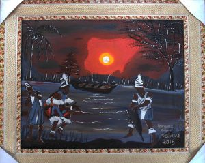 16. Igbo Cultural Dancers