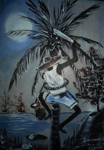 7. The Palm Wine Tapper