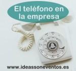 El teléfono en la empresa
