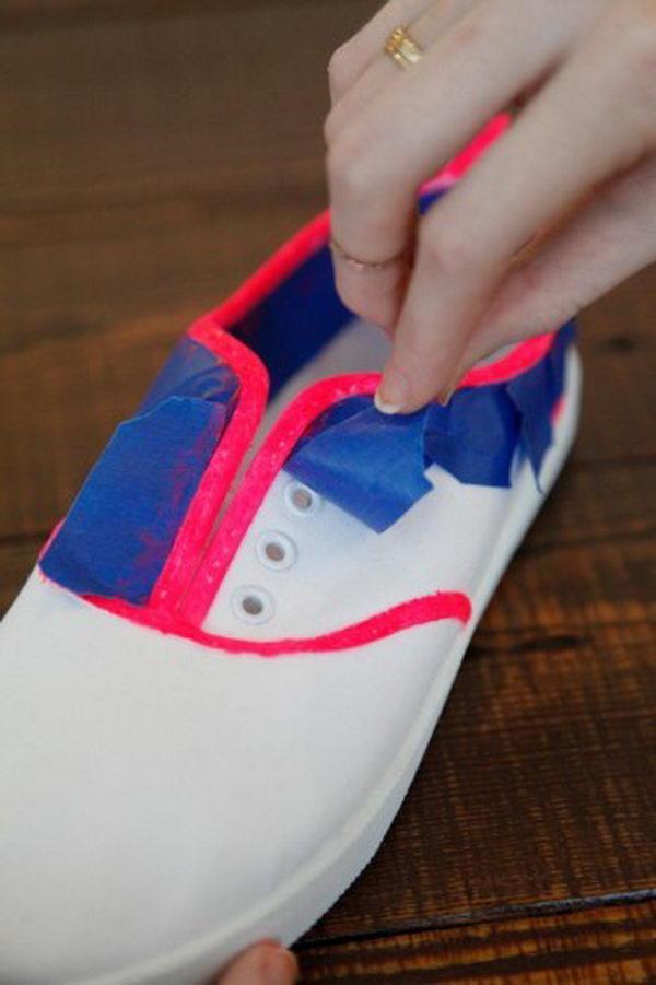20 Creative DIY Shoes Decorating Ideas 2017