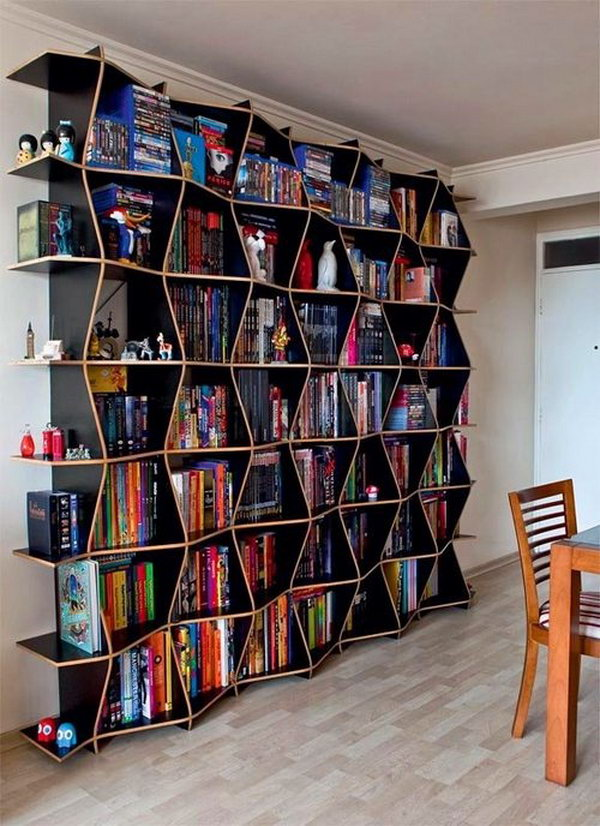Bed Ideas Cool Home Library Ideas 2017