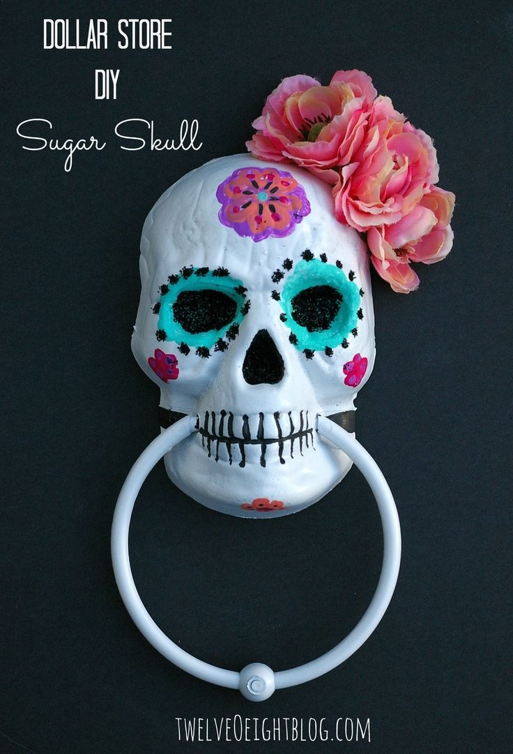 Cute Sugar Skull Wallpaper 25 Easy And Cheap Diy Halloween Decoration Ideas 2017