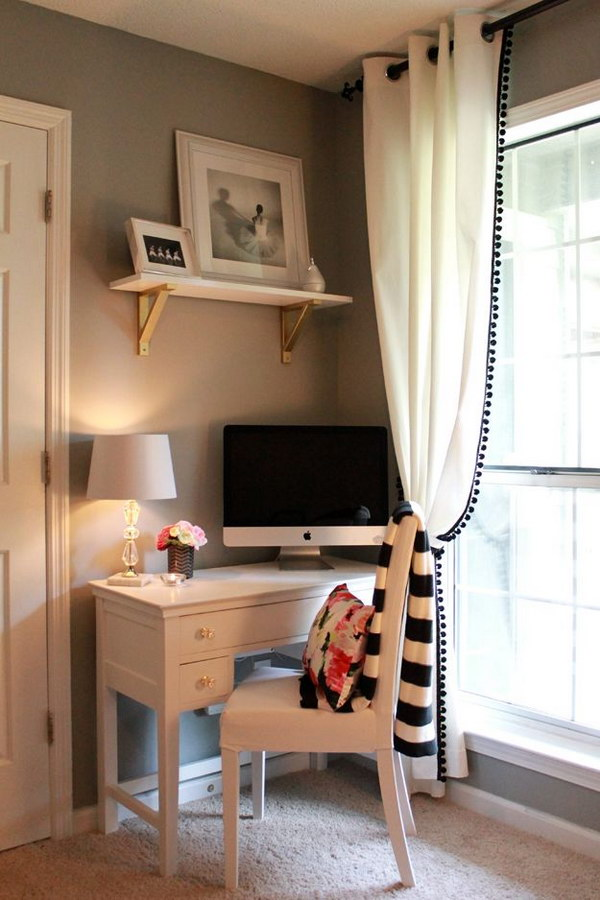 25 DIY Ideas  Tutorials for Teenage Girls Room