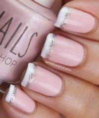 70+ Stunning Glitter Nail Designs 2017