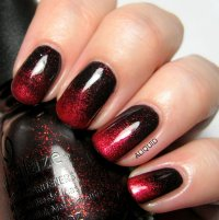 Dark Red Nail Ideas