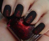Dark Red Nail Ideas | Joy Studio Design Gallery - Best Design