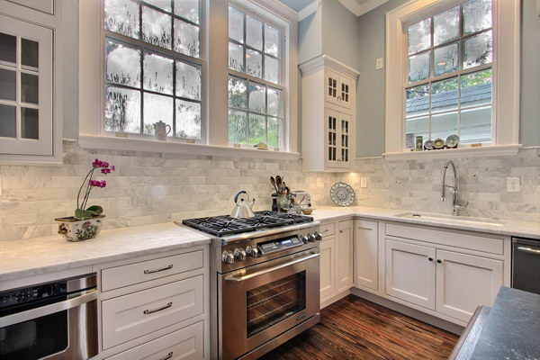 kitchen backsplash photos decorating ideas for 30 awesome your home 2017 transitional with marble stone