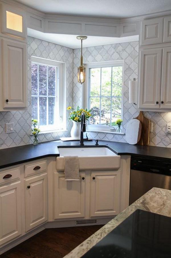 Kitchen Corner Cabinet Storage Ideas 2017