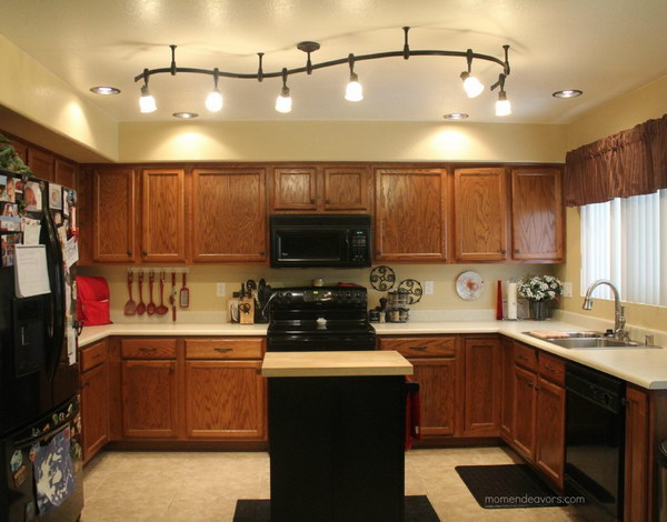 kitchen lights ideas hotels with a 30 awesome lighting 2017 mini remodel the 6 light decorative track