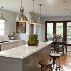 Kitchen Lights Ideas Light Covers 30 Awesome Lighting 2017 Traditional With Industrial Chic